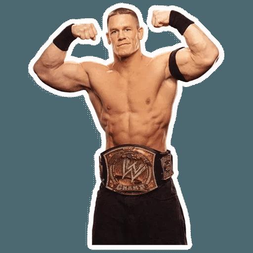 John Cena - Sticker 9