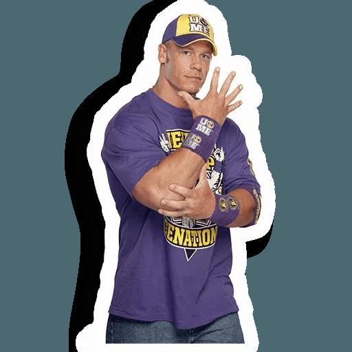 John Cena - Sticker 10