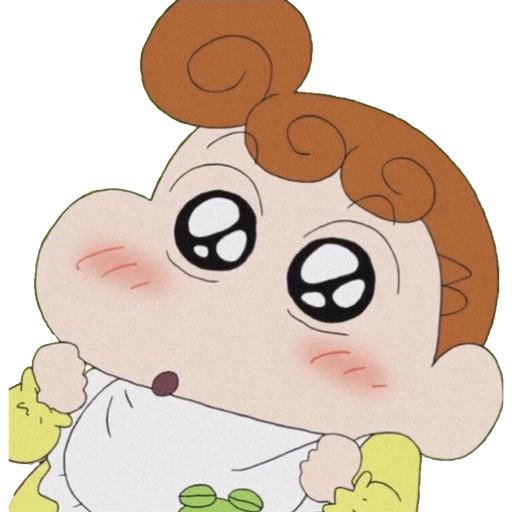 小葵 蠟筆小新妹妹 Himawari shinchan 2 - Sticker 16