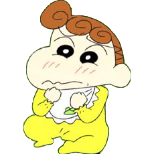 小葵 蠟筆小新妹妹 Himawari shinchan 2 - Sticker 11