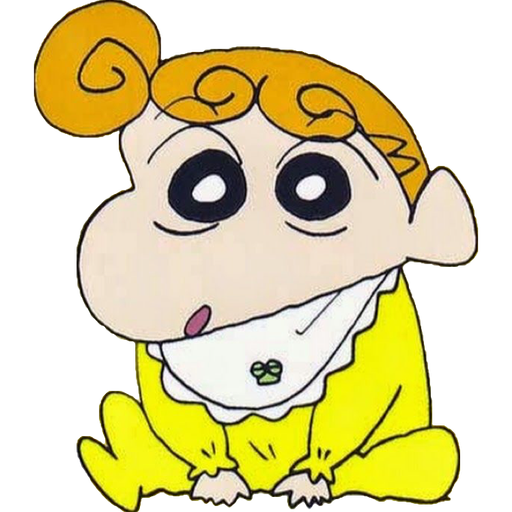 小葵 蠟筆小新妹妹 Himawari shinchan 2 - Sticker 9