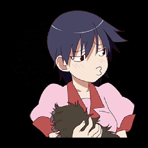 Bakemonogatari_1 - Sticker 17
