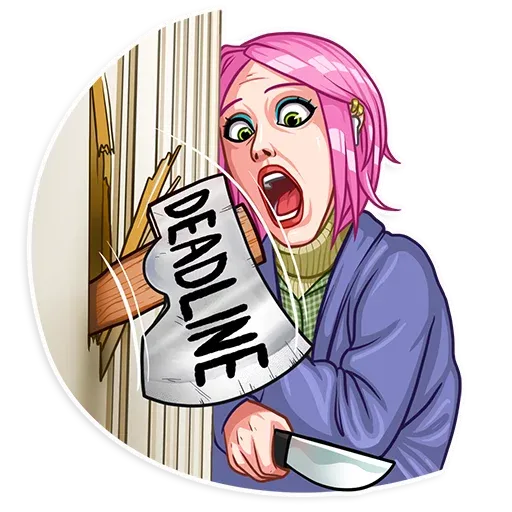 Internet Addiction - Sticker 12
