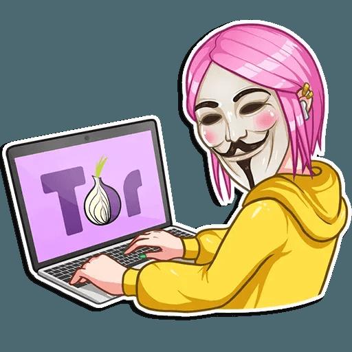 Internet Addiction - Sticker 7