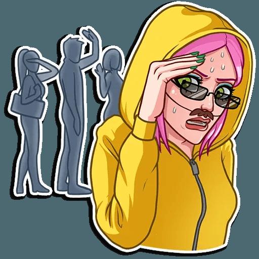 Internet Addiction - Sticker 19