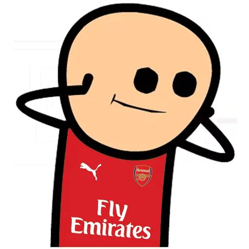 阿仙奴1 - Sticker 19