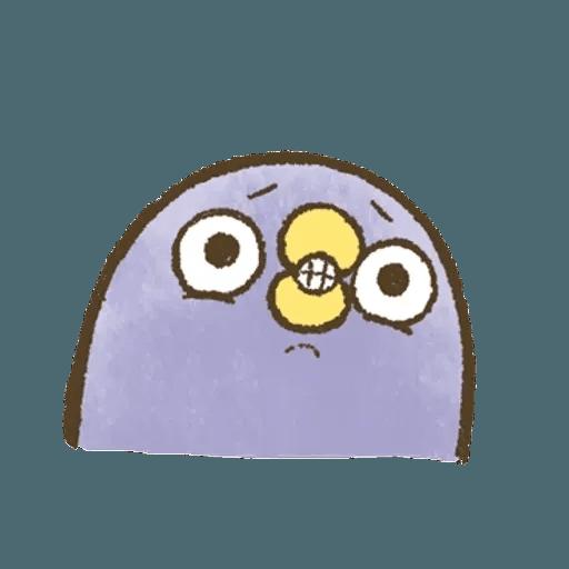 藍雀 2 - Sticker 2