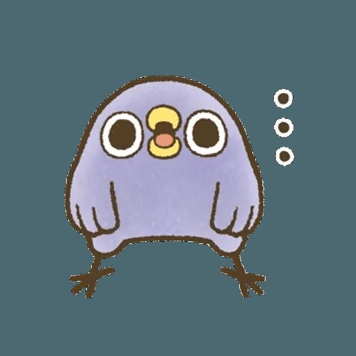 藍雀 2 - Sticker 5