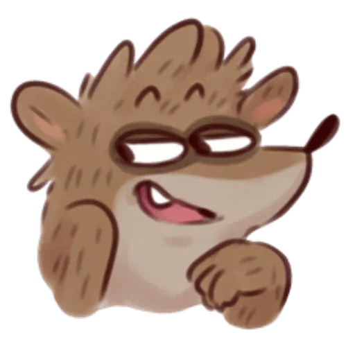 Raccoon - Sticker 17
