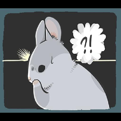 ㄇㄚˊ幾兔9 打人 驚 - Sticker 19