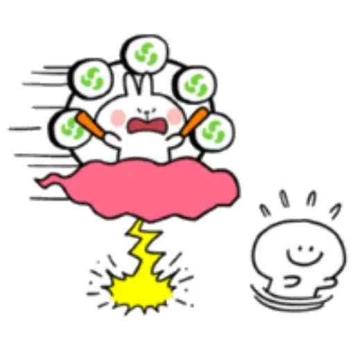 Spoiled rabbit 夏日版 4 - Sticker 10