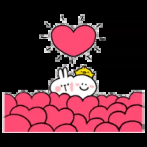 Spoiled rabbit 夏日版 4 - Sticker 8