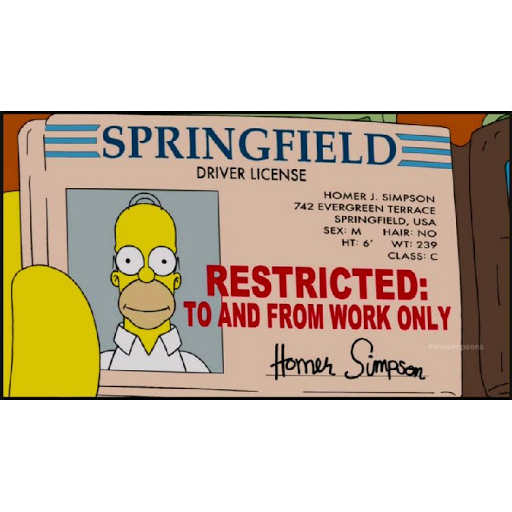 Simpsons Shitpost 20201006 - Sticker 13