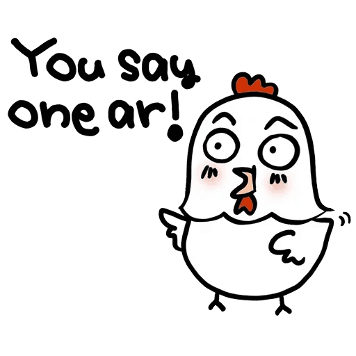 Chicken - Sticker 27