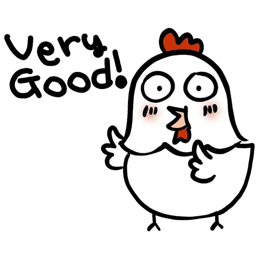 Chicken - Sticker 24
