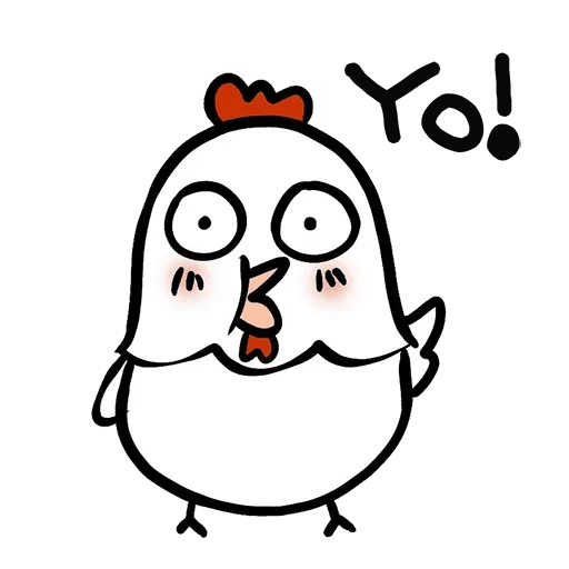Chicken - Sticker 26