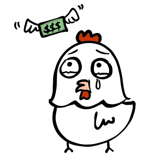 Chicken - Sticker 28