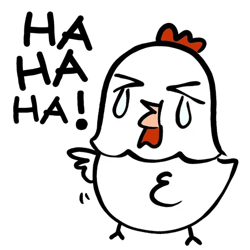 Chicken - Sticker 4