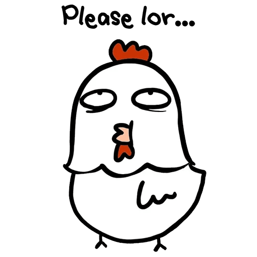 Chicken - Sticker 14
