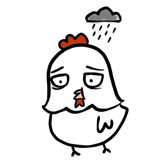 Chicken - Sticker 19