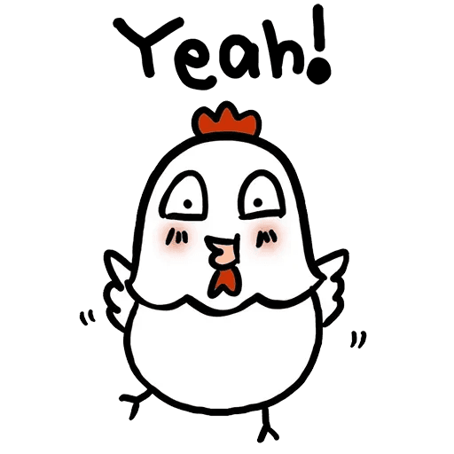 Chicken - Sticker 25