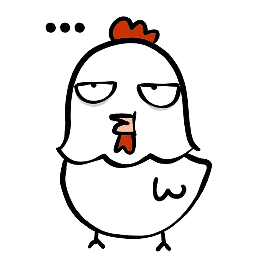 Chicken - Sticker 3