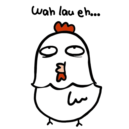 Chicken - Sticker 15