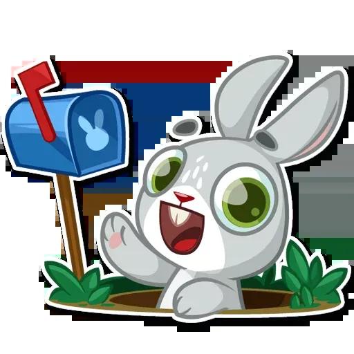 Bunny1 - Sticker 5