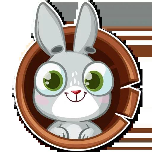 Bunny1 - Sticker 8