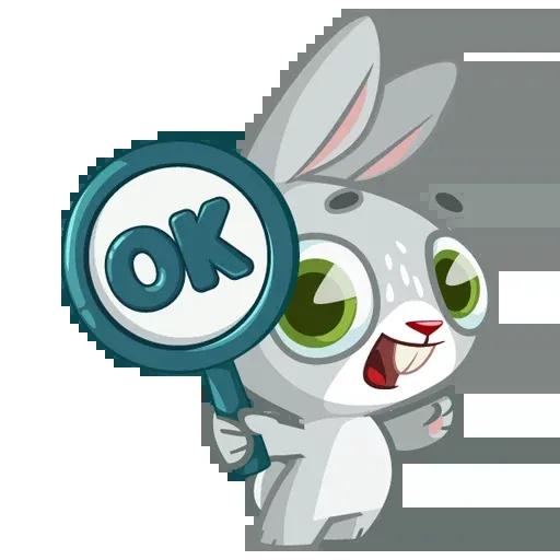 Bunny1 - Sticker 3