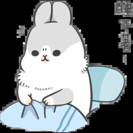 兔2 - Sticker 1
