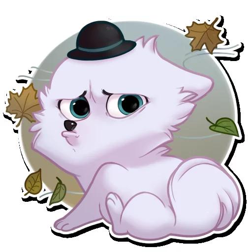 Sturdy dog - Sticker 14