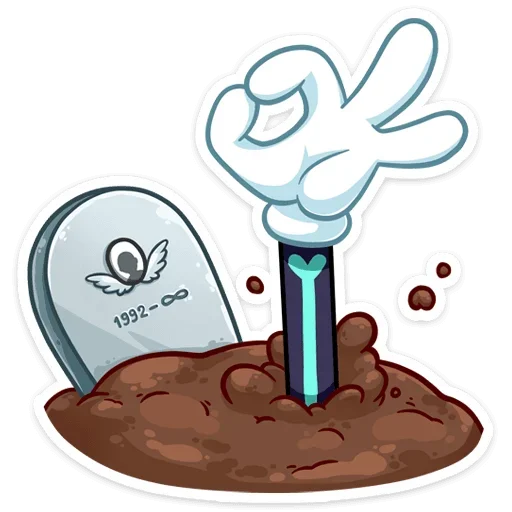 Skeleton - Sticker 9