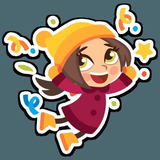 New Year 2019 - Sticker 5