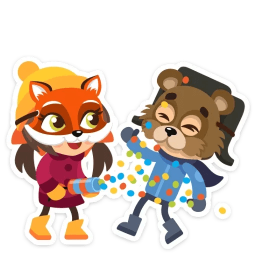 New Year 2019 - Sticker 6