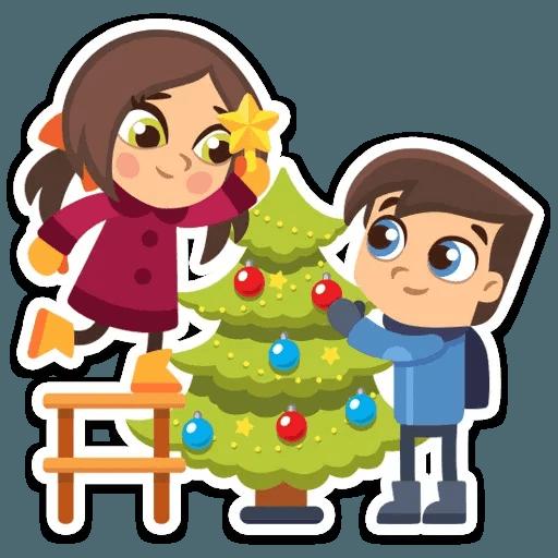 New Year 2019 - Sticker 19
