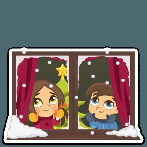 New Year 2019 - Sticker 20