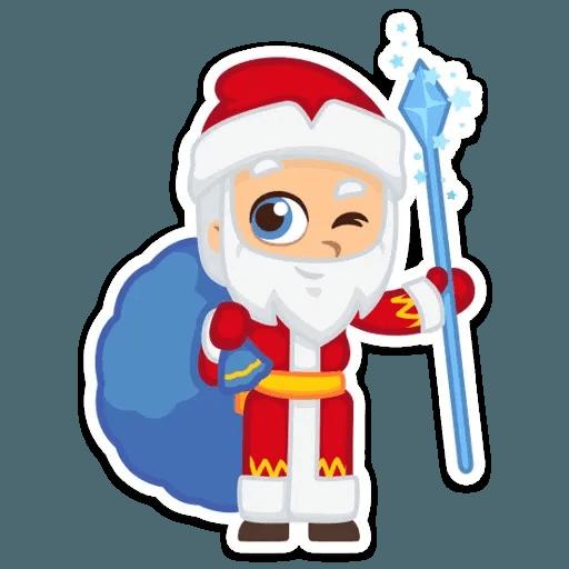 New Year 2019 - Sticker 8