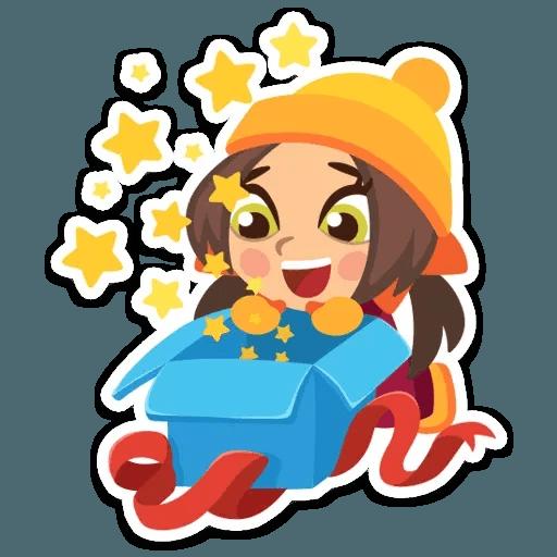 New Year 2019 - Sticker 15