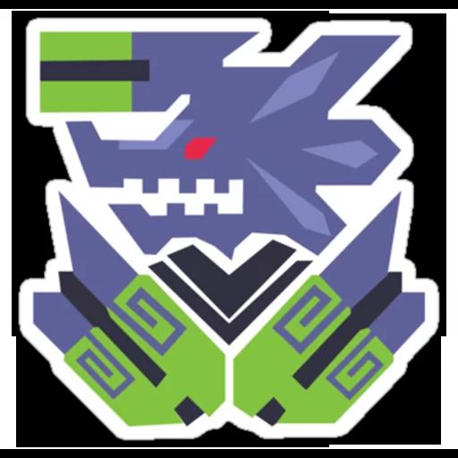 MH - Sticker 9