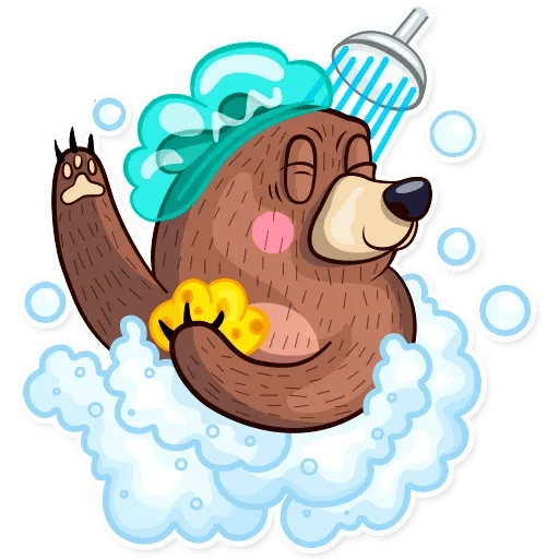 Honey Bear - Sticker 28