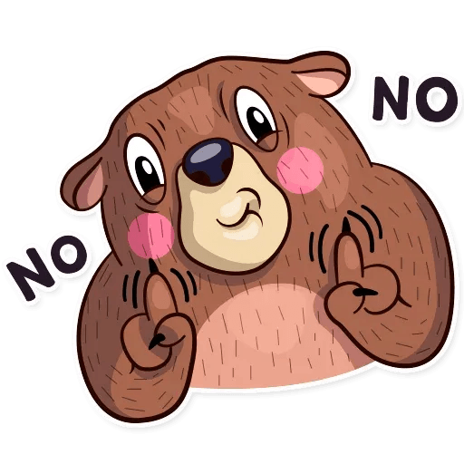 Honey Bear - Sticker 24
