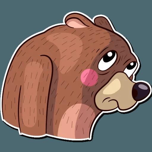 Honey Bear - Sticker 14