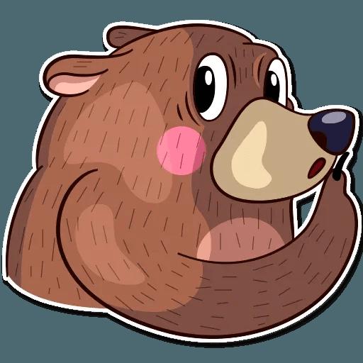 Honey Bear - Sticker 19
