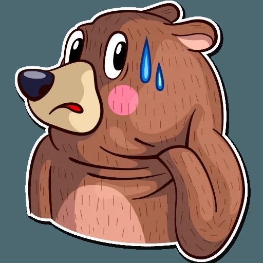 Honey Bear - Sticker 18