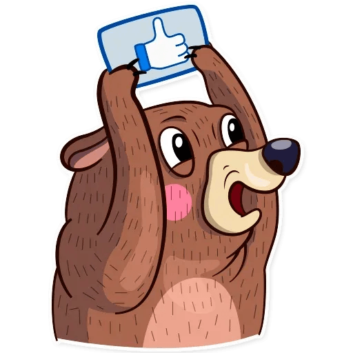 Honey Bear - Sticker 3