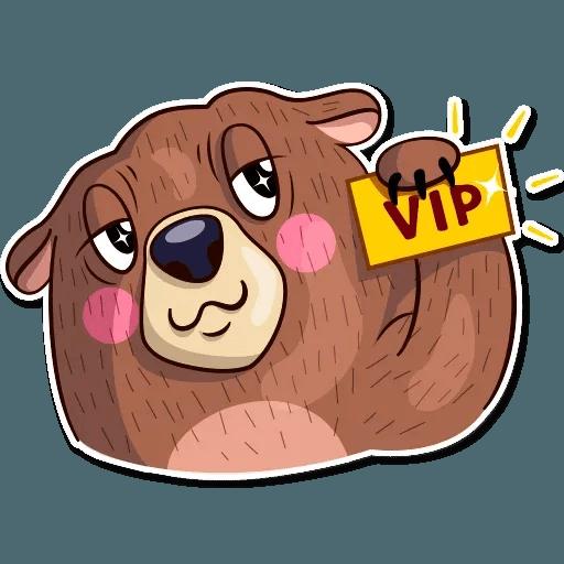Honey Bear - Sticker 27
