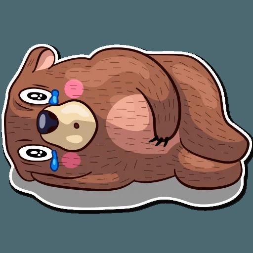 Honey Bear - Sticker 11