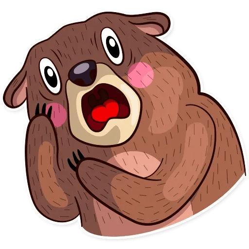 Honey Bear - Sticker 4