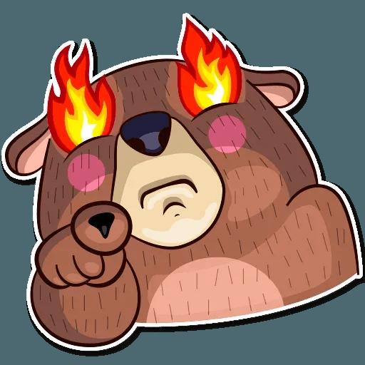 Honey Bear - Sticker 15